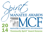 Spirit of Manatee Award