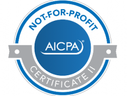 CSLCPA Not For Profit Certificate II AICPA